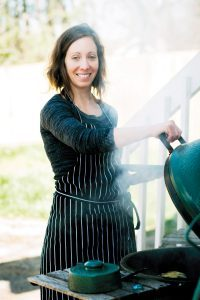 GIY Burger, from Asheville's own Meredith Leigh, author of The Ethical Meat Handbook