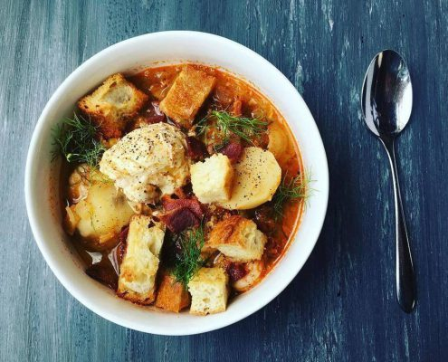 Fish Stew recipe by Vivian Howard