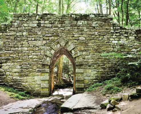 The Poinsett Bridge, South Carolina