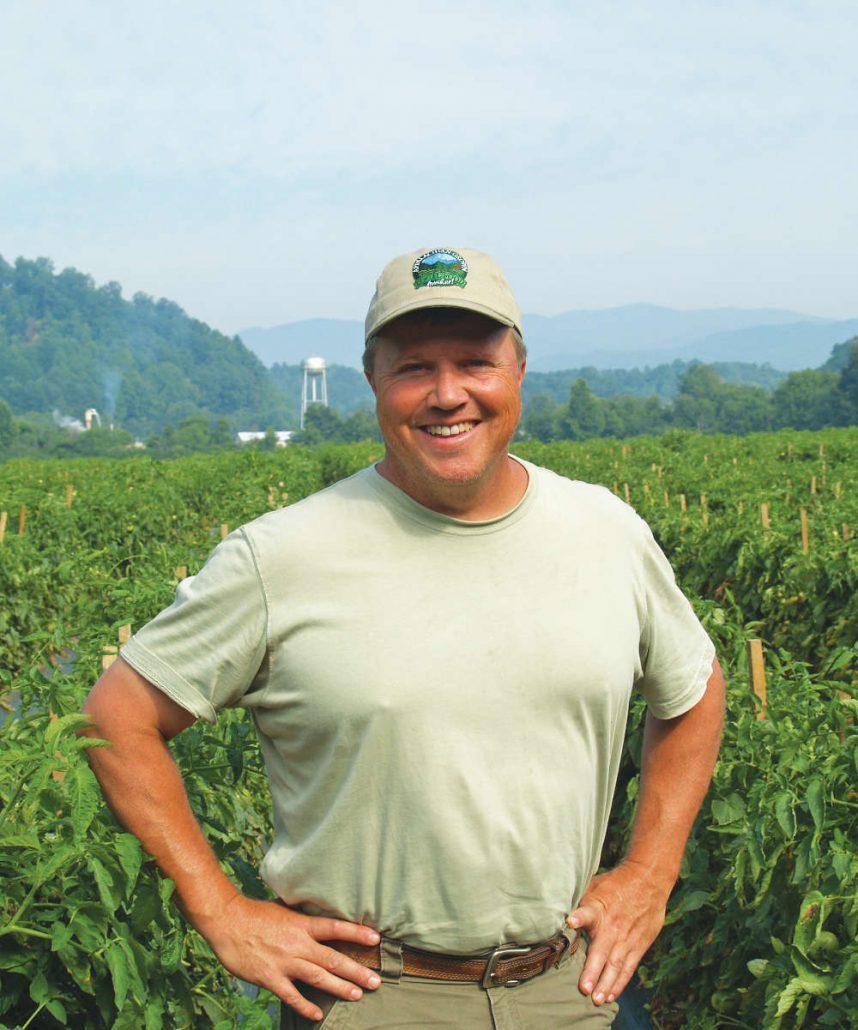William Shelton of Shelton Family Farm