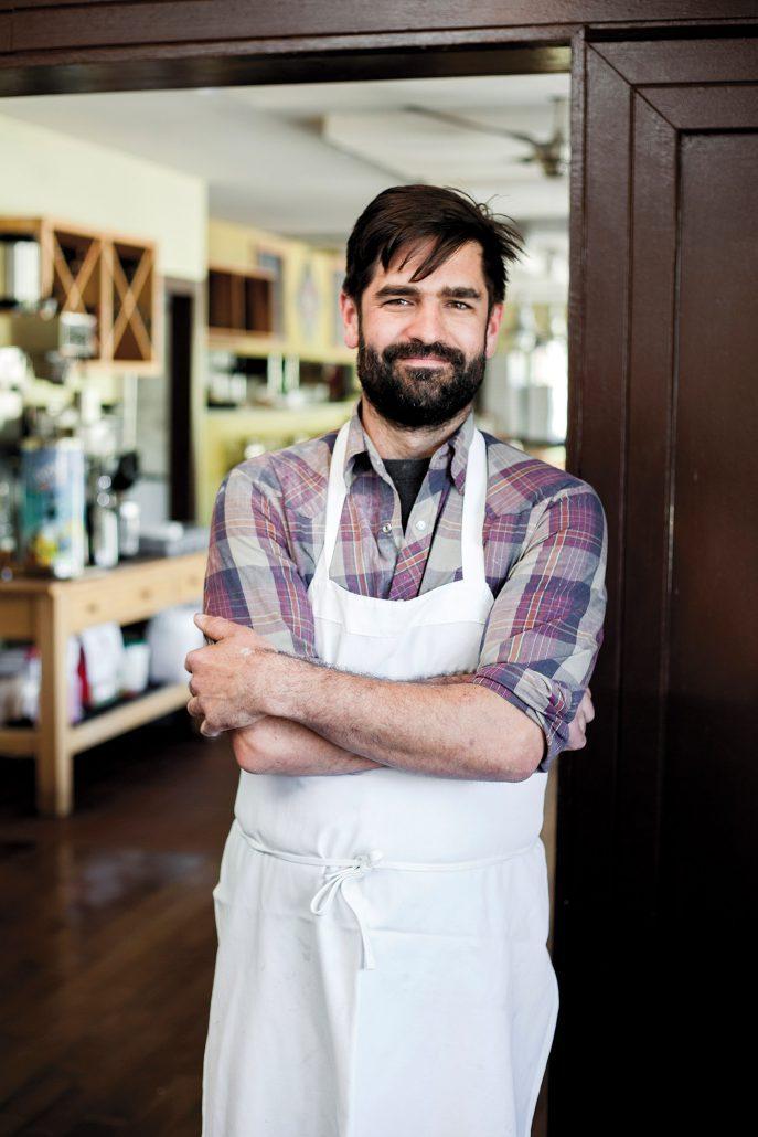 Genesis chef