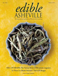 Edible-Asheville- Vol1-Summer-2016-Magazine-Cover