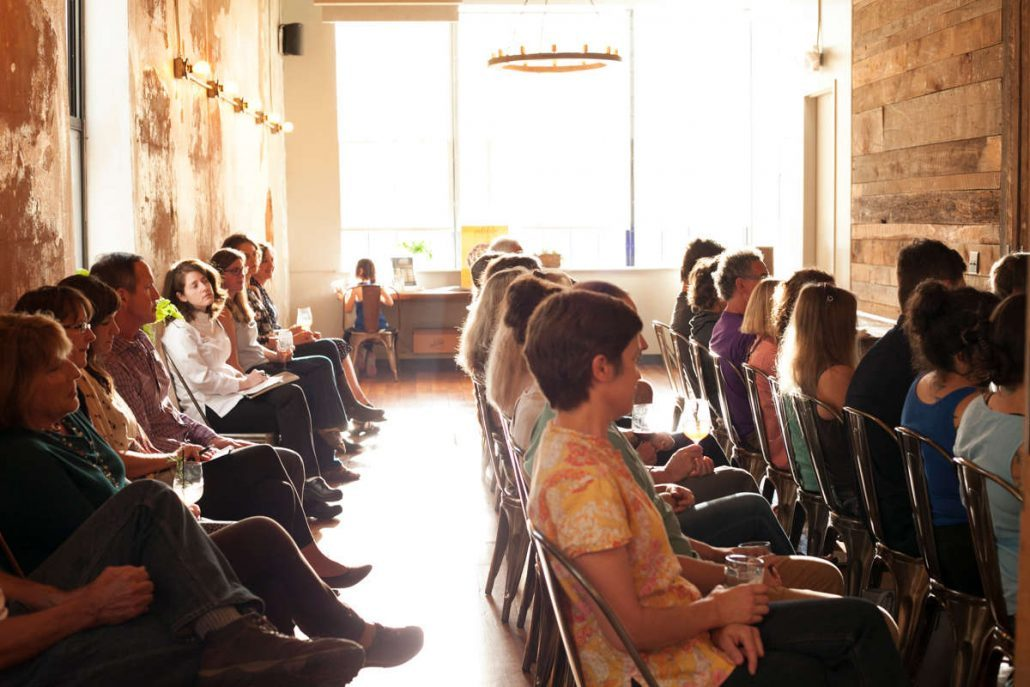 FED Talk at Rhubarb