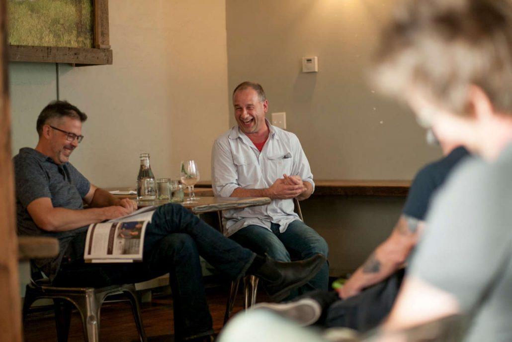 Mark Essig and John Fleer