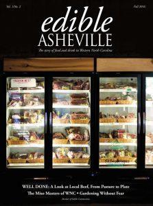 Edible Asheville Fall 2016