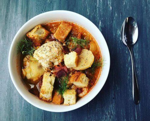 Fish Stew recipe by Vivian Howard