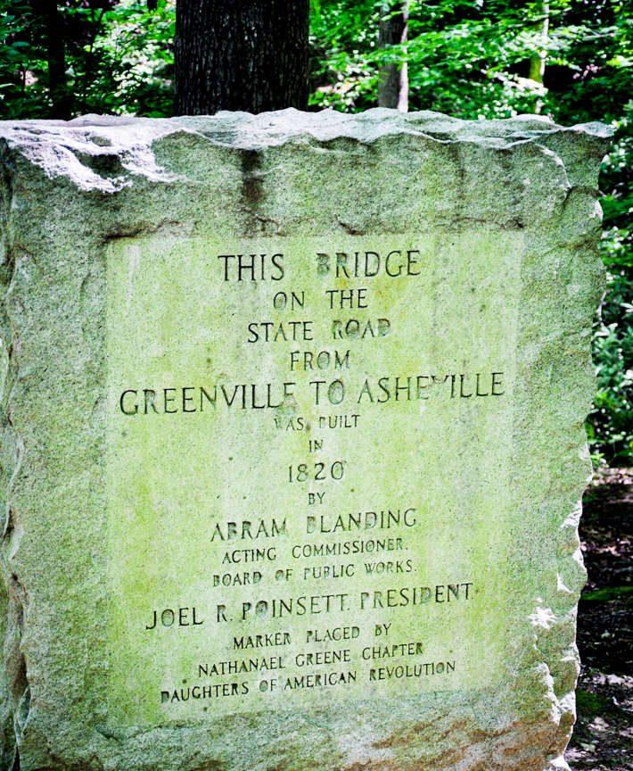 The Poinsett Bridge, South Carolina