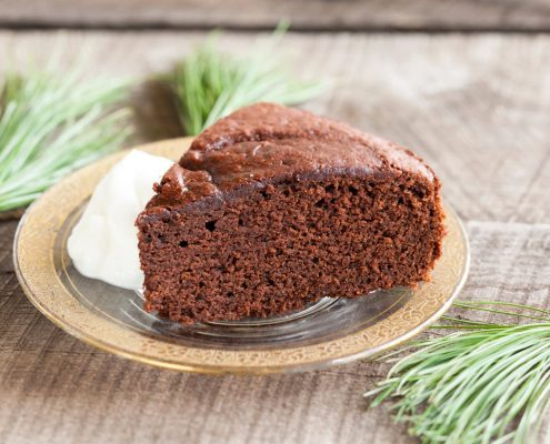 chocolate beetrom cake