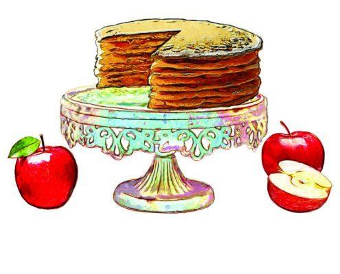 Appalachian Stack Cake